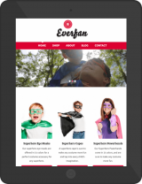 Everfan tablet website
